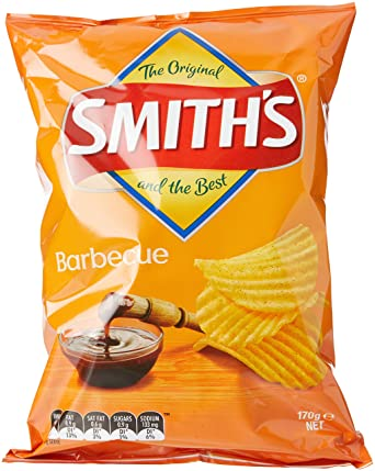 Image result for smiths bbq chips