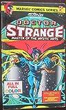 Stan Lee Presents: Doctor Strange - Master of the Mystic Arts (Marvel Comics Series #1)