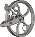Ben-Mor 90287 Clothesline Pulleys, Metal, 5.5""
