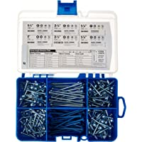 Kreg 260-Piece Pocket-Hole Starter Screw Kit (6 sizes)