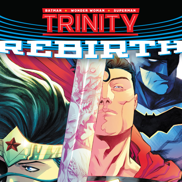 Trinity (2016-) (Issues) (11 Book Series)