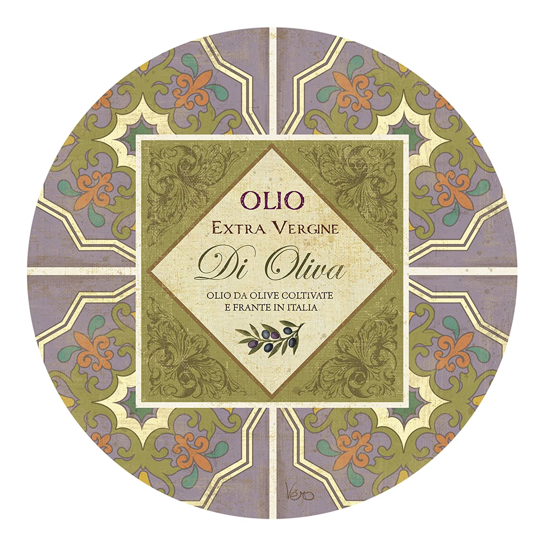 407c431ac41e5e Amazon.com | Thirstystone Drink Coaster Set, Oliva Collection: Coasters