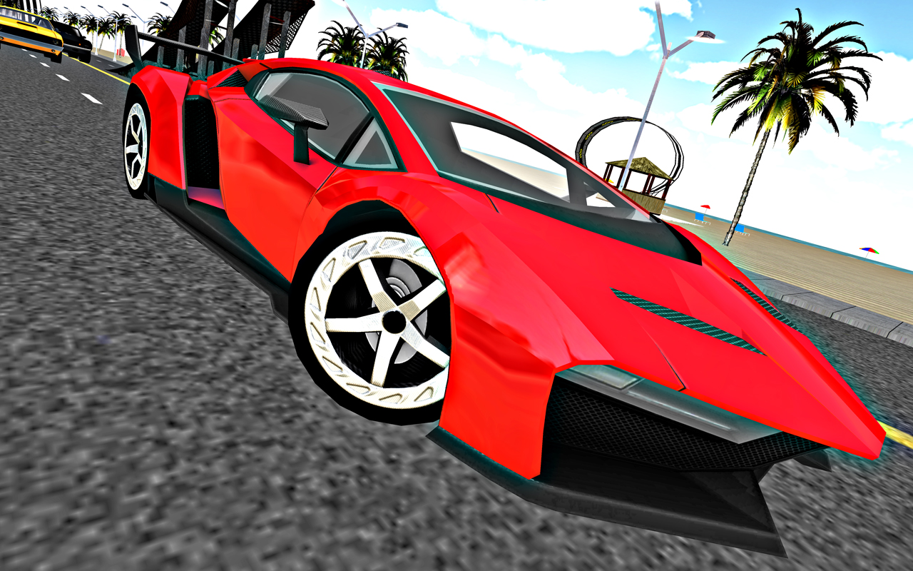 Amazon.com: Turbo Sports Car Speed Racing : City Stunt Ride 3D: Appstore for Android