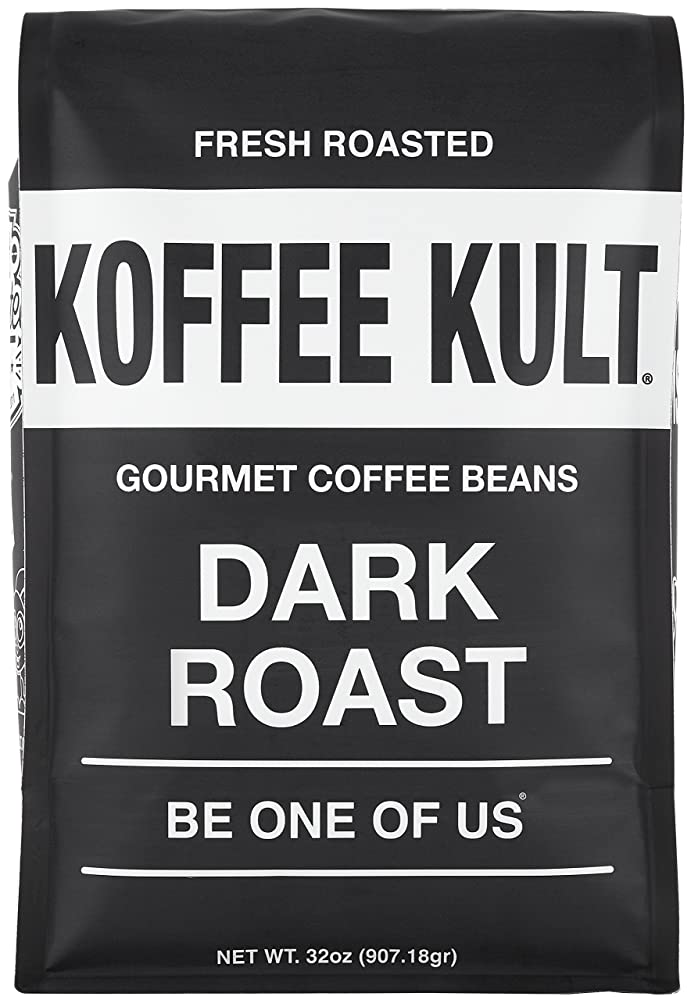 Koffee Kult Dark Roast Coffee Review