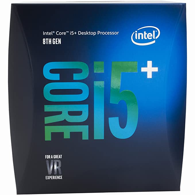 Intel i5-8400 - Procesador (hasta 4.00 GHz, 14 NM, 9 MB, DMI3) Color Azul: Amazon.es: Informática