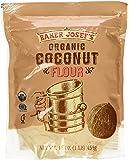 Baker Joseps Organic Coconut Flour, 16 ounce