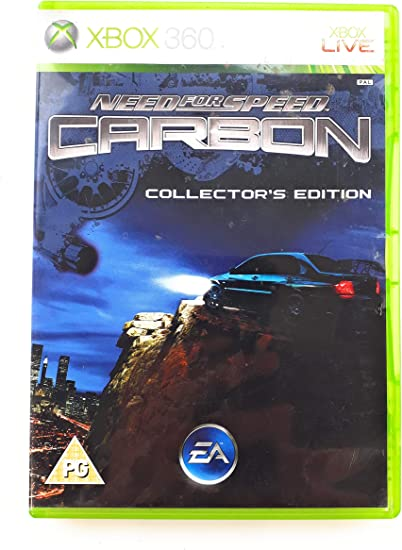 Need for Speed: Carbon [Collectors Edition]: Amazon.es: Videojuegos