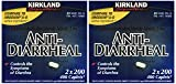 Anti-Diarrheal Loperamide Hydrochloride 2 Milligram 800 Caplets Total
