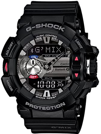 89bf601fa60 Amazon.com  CASIO G-SHOCK 「G MIX」 GBA-400-1AJF Men s Japan import ...
