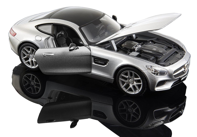 Maisto - Mercedes AMG GT en Escala 1/24 (31134): Amazon.es: Juguetes y juegos