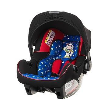 Disney Group 0 Plus Infant Car Seat Buzz Lightyear Blue