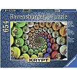 Ravensburger Krypt Inside The Riemann Sphere Jigsaw Puzzle Challenge (654-Piece)