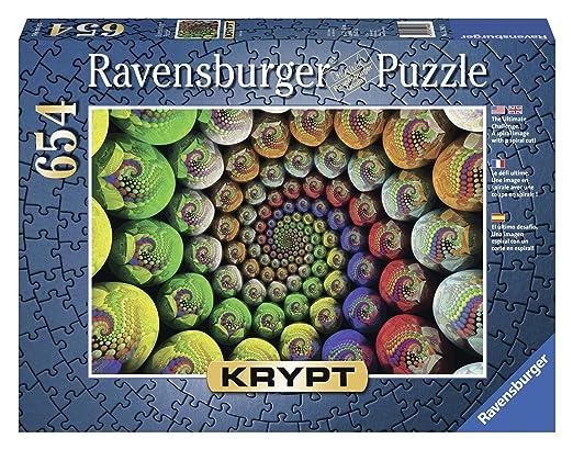 3 opinioni per Ravensburger 15982 6 - La Spirale di Riemann, Puzzle 654 Pezzi Krypt