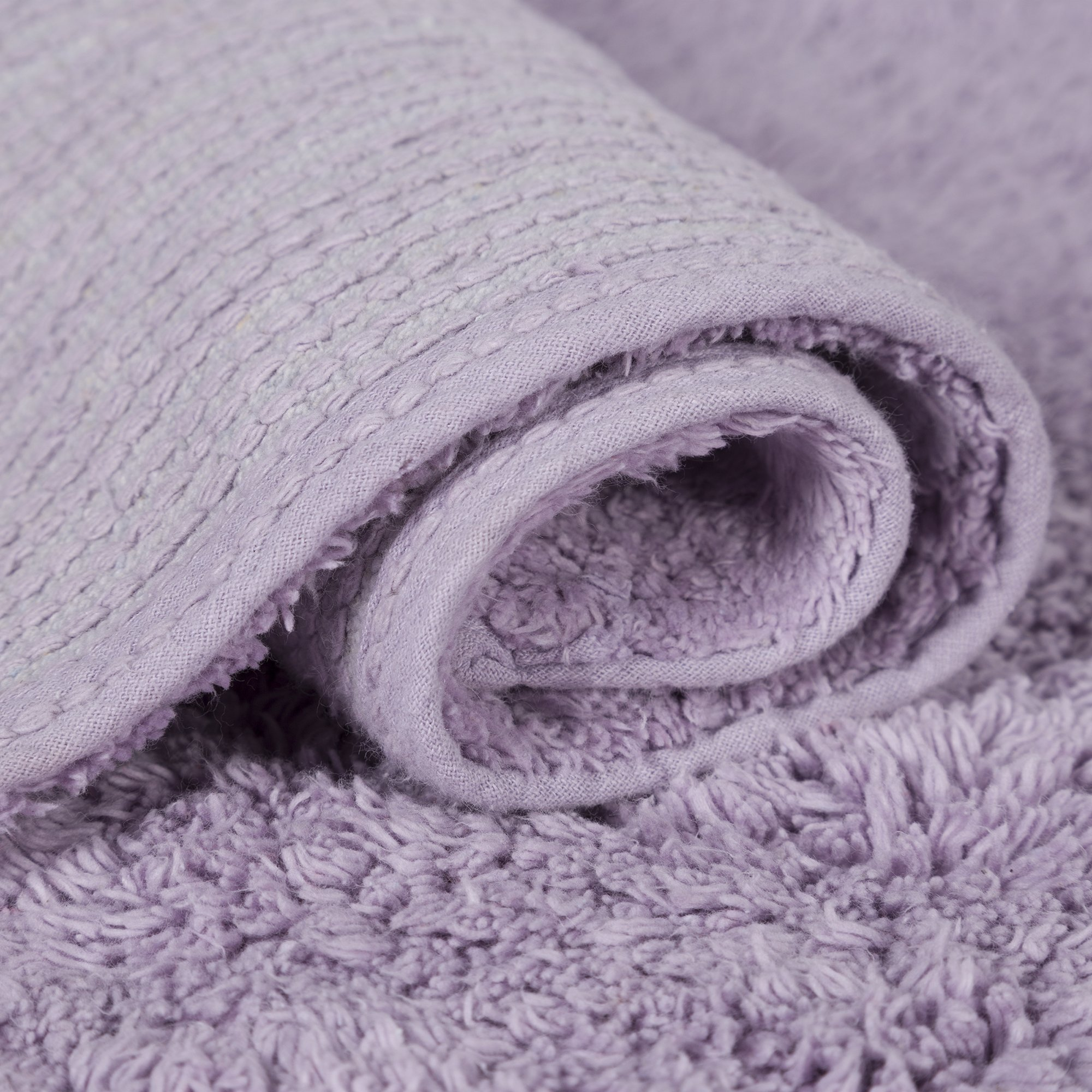 Lorena Canals Purple Flowers Washable Children's Rug - Machine Washable, Perfect for the Nursery - Handmade from 100% Natural Cotton and Non-Toxic Dyes by Lorena Canals (Image #4)