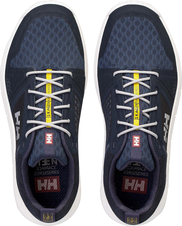 6.5 UK Navy//Graphite Blue//Off 597 Helly Hansen Womens W Skagen F-1 Offshore Boating Shoes 40 EU Blue
