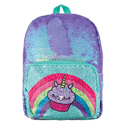 b57cbc84fa66 Style.Lab Fashion Angels Magic Sequin Backpack-Periwinkle Team ...