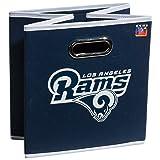 Franklin Sports NFL L.A. Rams Fabric Storage