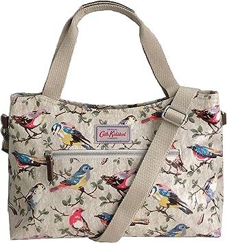 Cath Kidston Garden Birds Oilcloth Shoulder Bag with Removable Crossbody  Strap e15f347c0e