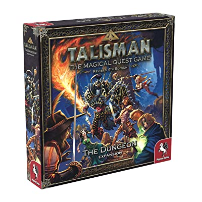 Games Workshop TALIS_Dungeon Game Expansion: Toys & Games