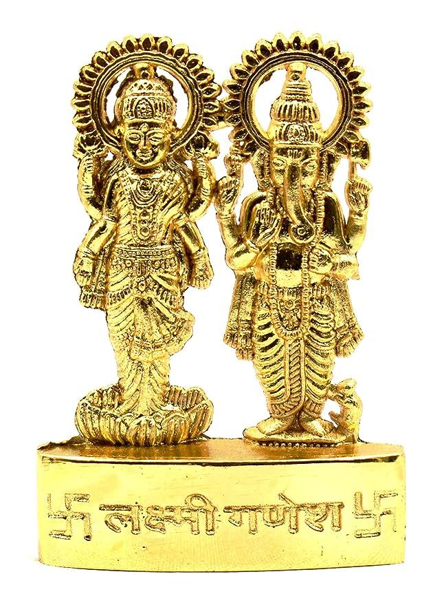 Amazon.com: Billion Deals Sri Vishnu Narayan Laxmi Statue ...
