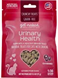 Get Naked Urinary Health Crunchy Treats for Cats (1 Pouch), 2.5 oz