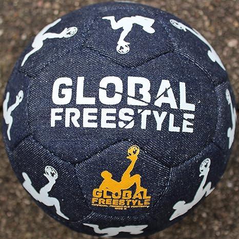 Global Freestyle Denim estilo bola: Amazon.es: Deportes y aire libre