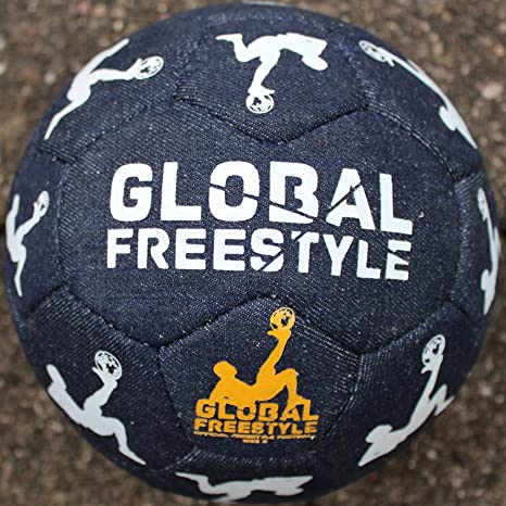 Global Freestyle Denim estilo bola: Amazon.es: Deportes y aire libre