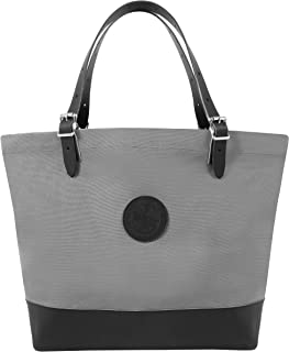 product image for Duluth Pack Deluxe Market Tote (Grey)