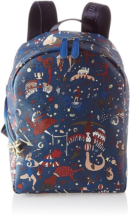 a51e9623b8 piero guidi Women's 215174038 Backpack Blue Blue (BLUETTE 15 ...