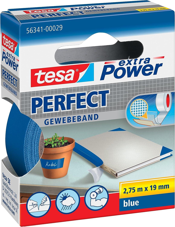 1x Komplett-Set // 8 Farben tesa extra Power Perfect Gewebeband