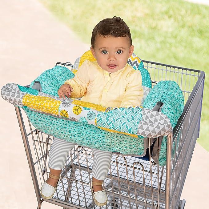 Infantino vertical Travel Necessities apoyo carro, color neutro verde claro Talla:pack de 1: Amazon.es: Bebé
