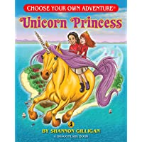 Unicorn Princess (Choose Your Own Adventure - Dragonlarks)