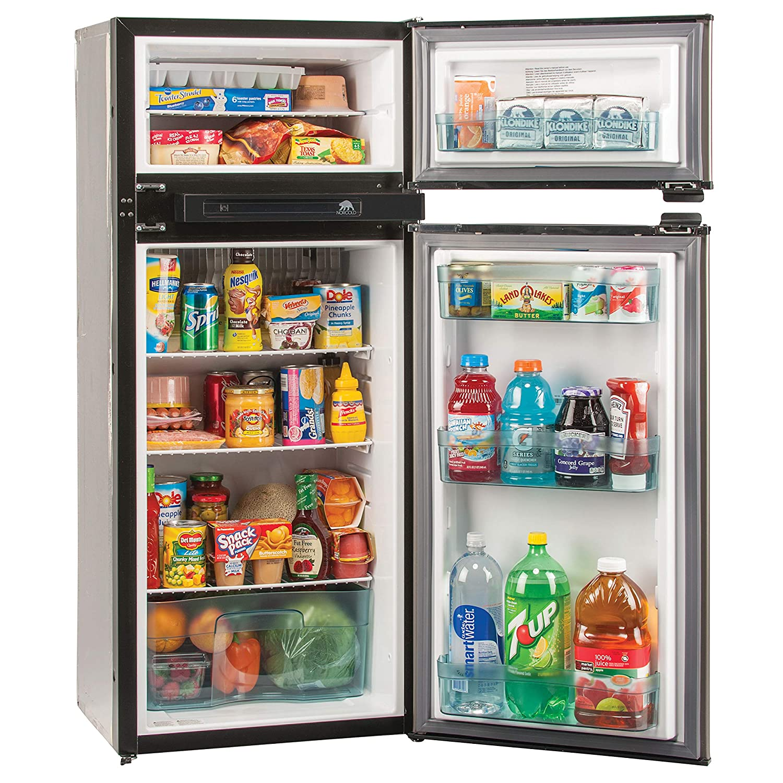 Norcold 3.7 cu. ft N3150AGR 5.3 Cf Refrigerator 2 Door