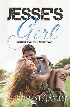 Jesse\'s Girl (Bishop Family Book 2)