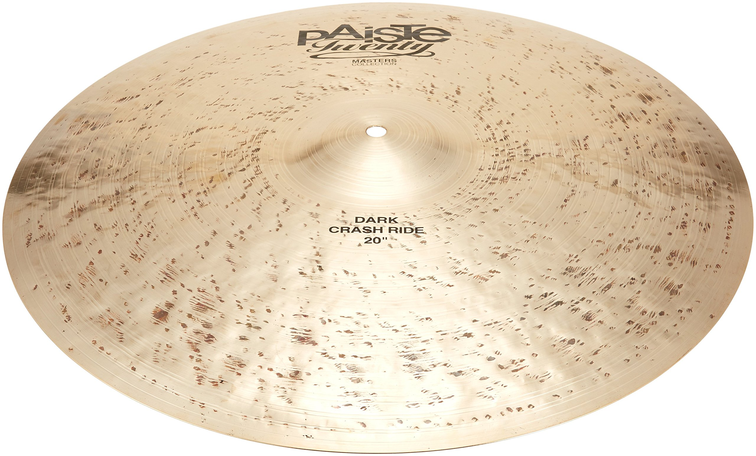 Paiste Masters Series 20'' Dark Crash Ride by Paiste