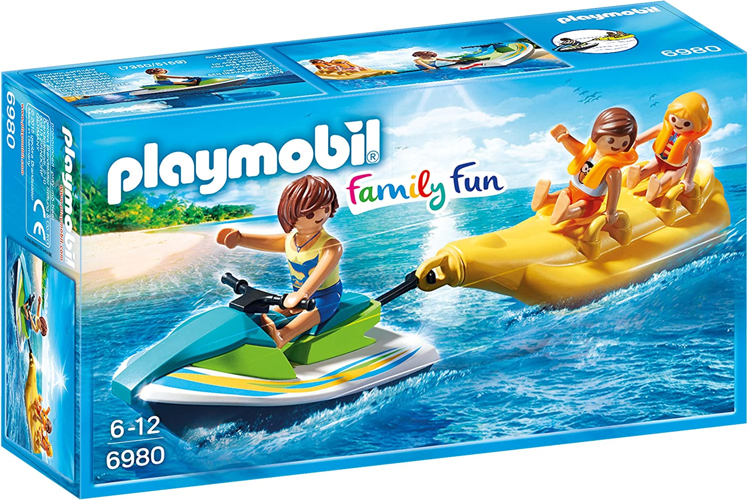 Playmobil Crucero-6980 Playset, Multicolor, Miscelanea (6980)