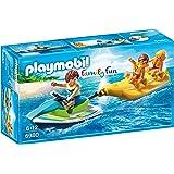 Playmobil - Moto de agua con banana (6980)