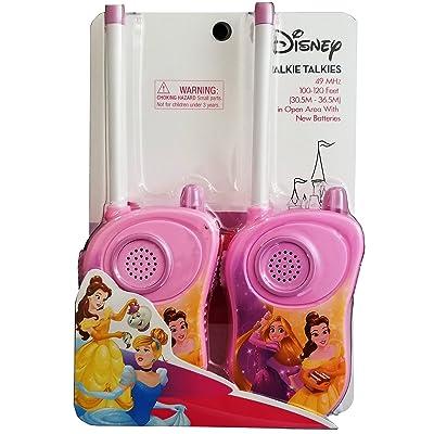 Disney Princess Two Way Radios: Toys & Games