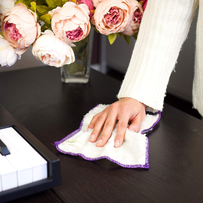 135 x 200 cm 100 gr//m/² Umi Blanc pour l/ét/é Essentials Luxe Couette en duvet /à 85/% avec housse 100 /% coton
