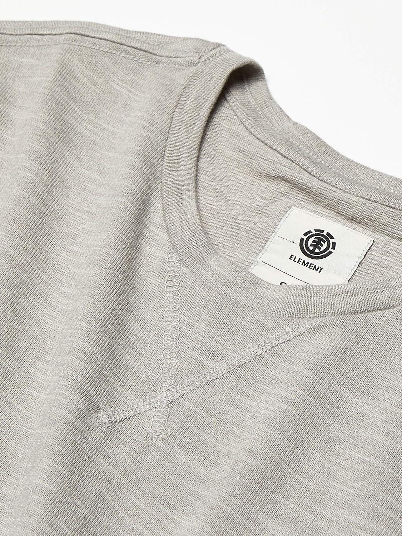 Element - Camisa para hombre - Gris - Small: Amazon.es ...