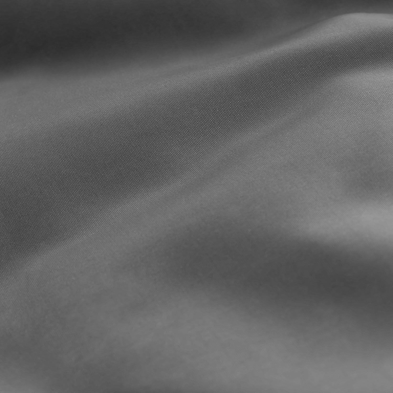 Pare-Soleil Universel pour Poussette // Canopy Auvent Pare-Soleil pour Nacelle Landau Zamboo Couffin Protection Soleil R/églable avec protection UV 40 et Fonction Store Gris anthracite