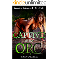Captive of the Orc (Abducted Warrior Princess Book 1)