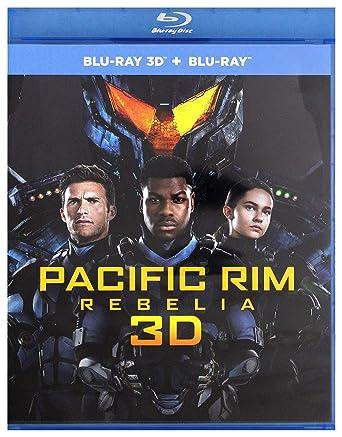 Pacific Rim: Uprising Blu-Ray + Blu-Ray 3D Region B IMPORT No hay ...