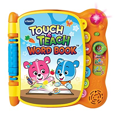 VTech Touch and Teach Word Book: Toys & Games