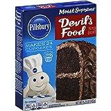 Pillsbury Moist Supreme Premium Cake Mix, Devil's Food, 15.25 oz