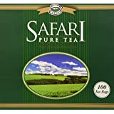 Safari Pure Kenya Tea - 100 Enveloped Tea Bags