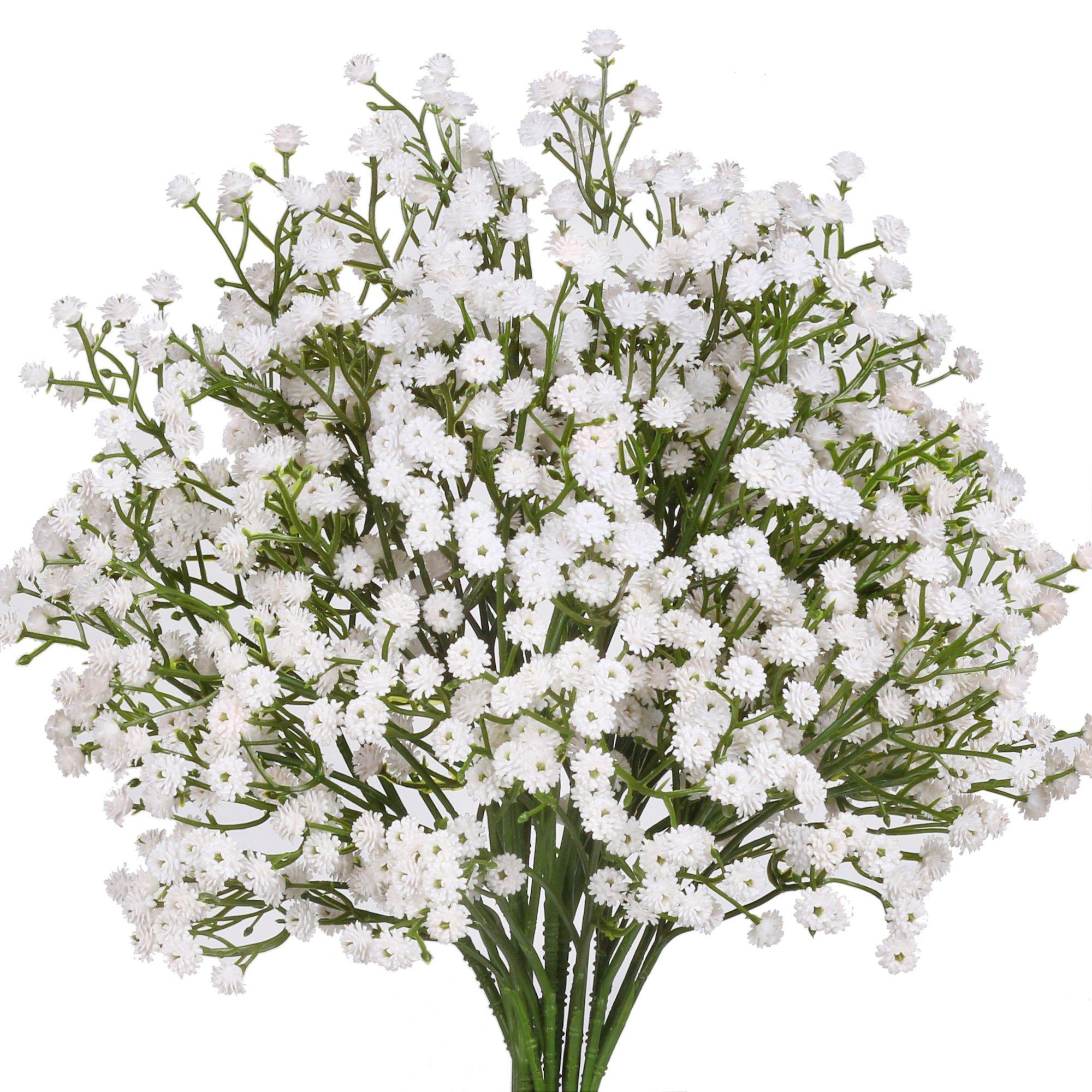 Artificial Fake Flowers Babys Breathgypsophila Bouquets For Wedding