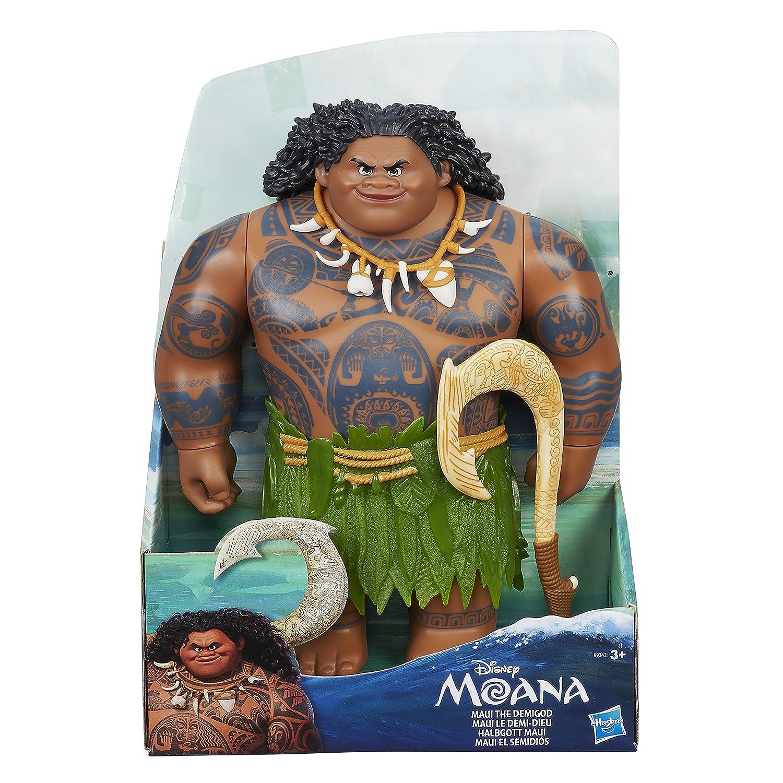 Disney Juguete de Moana Maui, el semidiós, de la marca Princess: Amazon.es: Juguetes y juegos