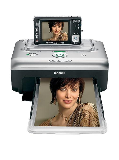 Kodak Easyshare Dock Serie 3 -Impresora de Fotos compacta ...