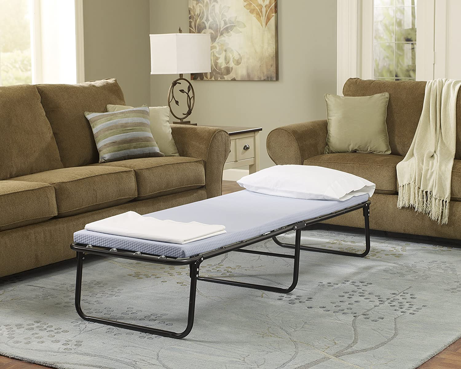 be breathable bed uk home kitchen value fold up dp with co amazon mattress jay airflow folding